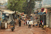 The Streets of Kampala Uganda — Stock Photo