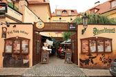 Prague, çek cumhuriyeti — Stockfoto