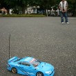 Remote Control Car - Yokohama, Japan - Stock Photo