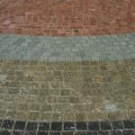Floor Tiles - Odori Park, Sapporo City, Japan — Stock Photo #12484757