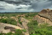 Nyero Rock Caves - Uganda - The Pearl of Africa — Stock Photo