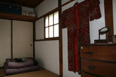 Ryokan - Historical Village of Hokkaido, Japan — Stock Photo