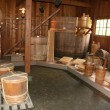 Traditional Brewery, Historical Village of Hokkaido, Japan — Stock Photo