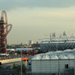 London - A Day of Olympics 2012 — Stock Photo