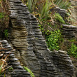 Stockfoto: Pancake Rocks, New Zealand