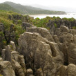 Pancake Rocks, New Zealand — Stock fotografie #12817998