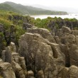 Pancake Rocks, New Zealand — Stock fotografie