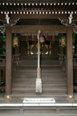 Prayer Bell - Yasaka Shrine, Kyoto, Japan — Stock Photo