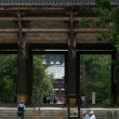 Todaiji Ancient Temple, Nara, Japan — Stock Photo