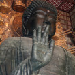 Buddha - Todaiji Ancient Temple, Nara, Japan — Stock Photo