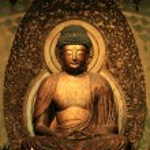 God Statue - Zojoji Shrine,Tokyo, Japan — Stock Photo #12868367