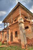 Rustieke gebouw — Stockfoto
