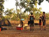 Camp - Kakadu National Park, Australia — Stock Photo