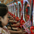 Stock Photo: Slot Games Machines, Nagasaki City, Japan