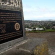 Stock Photo: Historic Monument - Mt Eden, Aukland, New Zealand