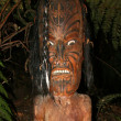Maori Carving - Maori Culture in New Zealand — Stock Photo #12875306