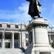 Prime Minister - Parliament Buildings, Wellington, New Zealand — Stock Photo