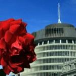 The Beehive, Wellington, New Zealand — Stock Photo #12877292