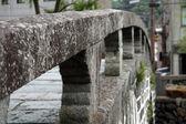 Spectacles Bridge, Nagasaki, Japan, Asia — Stock Photo