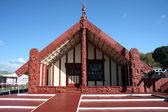Culture maorie en nouvelle-zélande — Photo