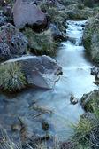 River - Tongariro National Park, New Zealand — Stock Photo