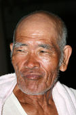 Old Japanese Man, Iriomote Jima Island, Okinawa, Japan — Stock Photo