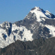 Mountains Covered With Snow - Southern Alps, New Zealand — Stock Photo