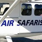 Air Safari, New Zealand — Stock Photo #12895925