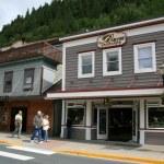 Juneau, Alaska, USA — Stock Photo #12898241