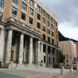 State Capital Building - Juneau, Alaska, USA — Foto de Stock