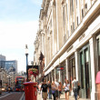Picadilly - London - UK — Foto de Stock