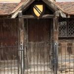 Stratford Upon Avon - Birthplace of Shakespeare — Stock Photo #12899030
