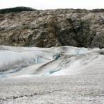 Mendenhall Glacier, Alaska, USA — Stock Photo