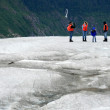Ice Hiking - Mendenhall Glacier, Alaska, USA — Стоковая фотография