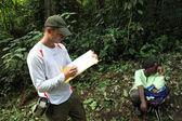 Remote Western Uganda — Foto Stock