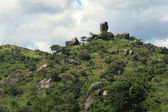 Nabigereka roca - remoto oeste de uganda — Foto de Stock