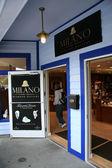 Ingresso di un negozio di gioielli — Foto Stock