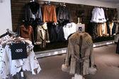 магазин одежды — Стоковое фото