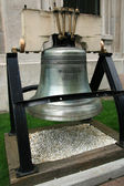 Bell. State Capital Building - Juneau, Alaska, USA — Stock Photo