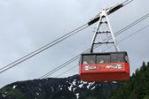 Tram, juneau, alaska, Verenigde Staten — Stockfoto