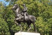 爱德华七雕像-伦敦-英国 — 图库照片