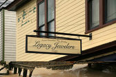 Shopping - Skagway, Alaska, USA — Stock Photo