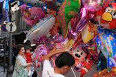 BANGKOK, - JANUARY 23 : Chinese New Year 2012 - Celebrations in — Stock Photo