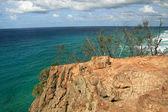 フレーザー島、ユネスコ、オーストラリア — ストック写真