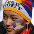 TibetFreedom Protest , Vancouver, Canad(March 22nd 2008) — Stock Photo #12924308