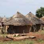 Village, Uganda, Africa — Stock Photo #12926221