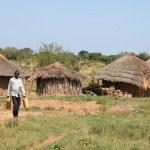 Village, Uganda, Africa — Stock Photo #12926225