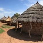 Village, Uganda, Africa — Stock Photo #12926516