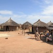 Village in Eastern Uganda - The Pearl of Africa — Stock Photo