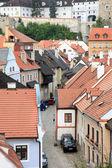 český krumlov, česká republika — Stock fotografie